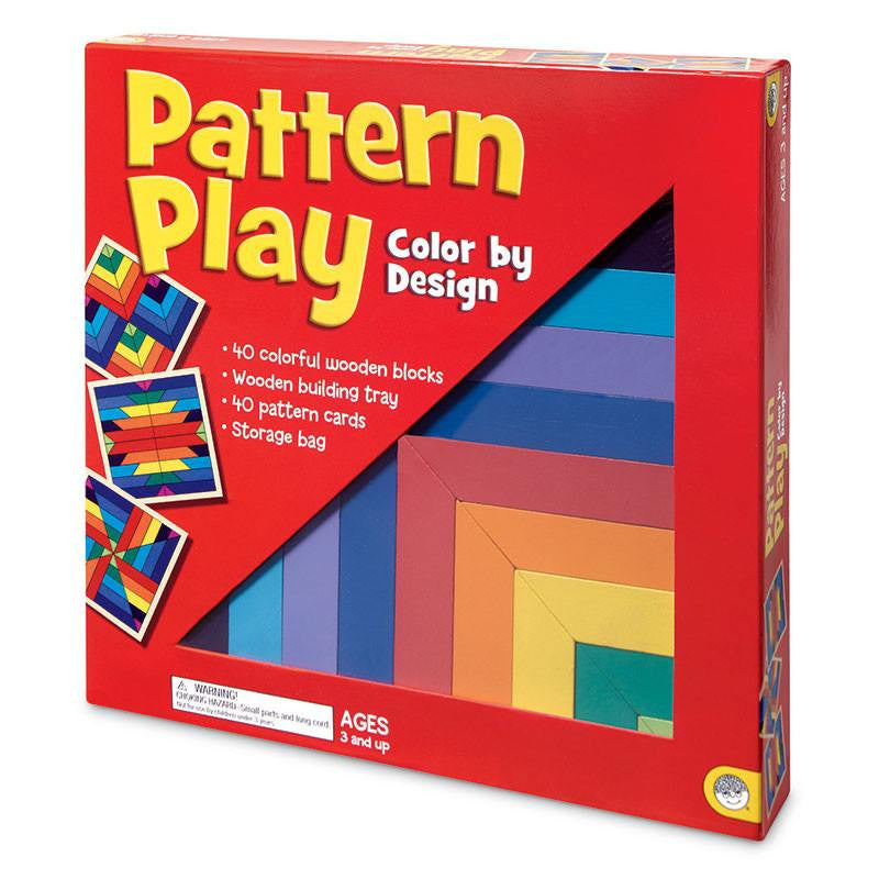 Pattern Play for Ages 3 and up - Seasonal Expressions