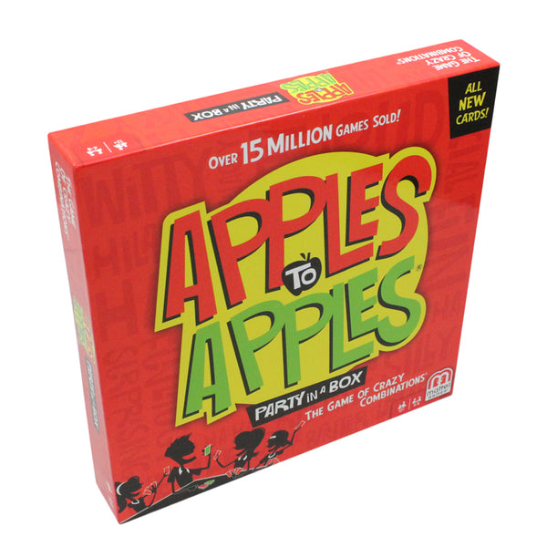 Family Game-Apples to Apples-Ages 12-14
