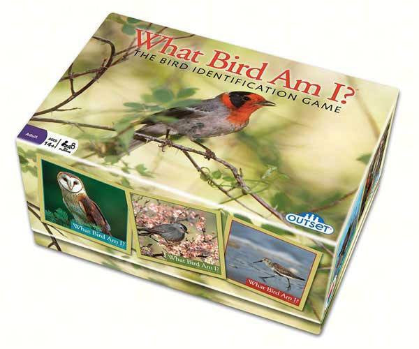 What Bird Am I? A Bird Identification Family Game - Seasonal Expressions