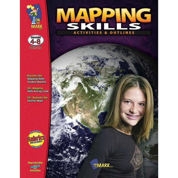 Educational-Mapping Skills-In Depth Coverage