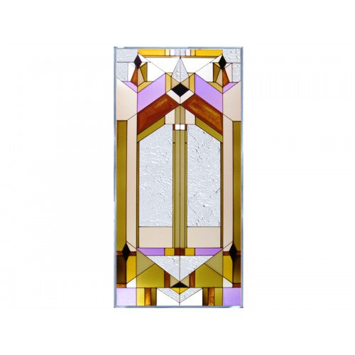 Art Glass Panel-Architectural-Modern-Made in USA