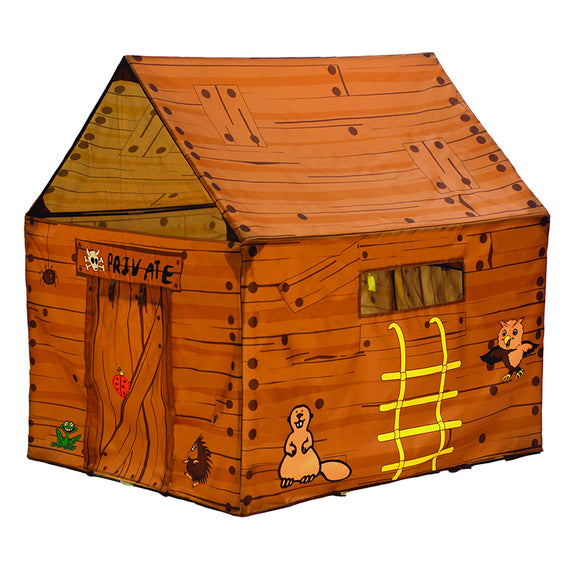 Imaginative Play-Clubhouse Tent-Ages 3-8