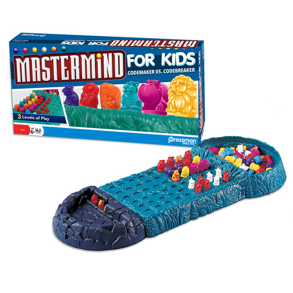 Educational-Strategy-Ultimate Mastermind-Children's Edition