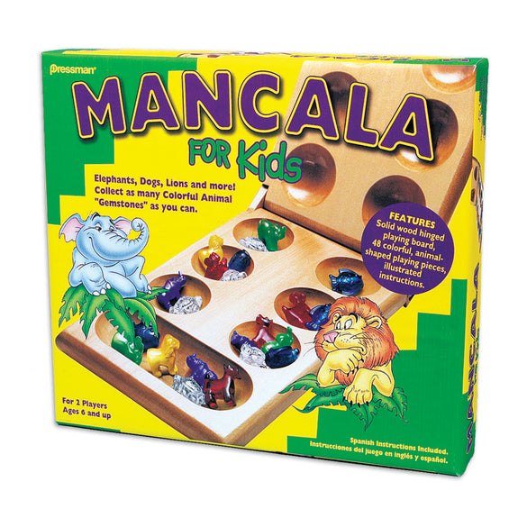 Family Game-Mancala for Kids