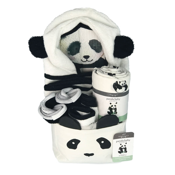 Bathtime-Panda Baby-Comfort Essentials-Bed Voyage