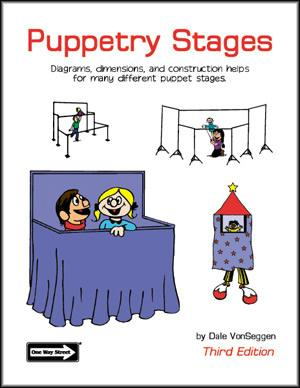 Puppetry Stages-How to Build Your Own-Book