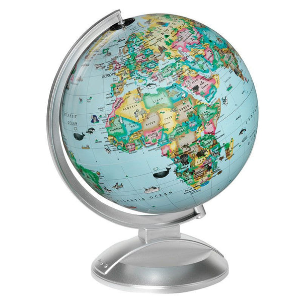 Globe for Kids - Seasonal Expressions