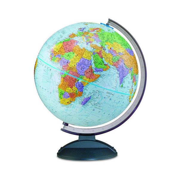 The Traveler Globe with Blue Finish for the Older Student - Seasonal Expressions