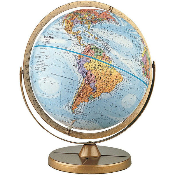 Pioneer Globe with Gyromatic Mounting - Seasonal Expressions