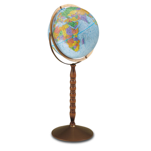 Educational-Treasury Standing Globe