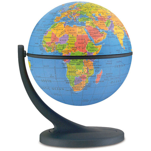 Educational-Globe-Blue Ocean-Gyromatic Stand