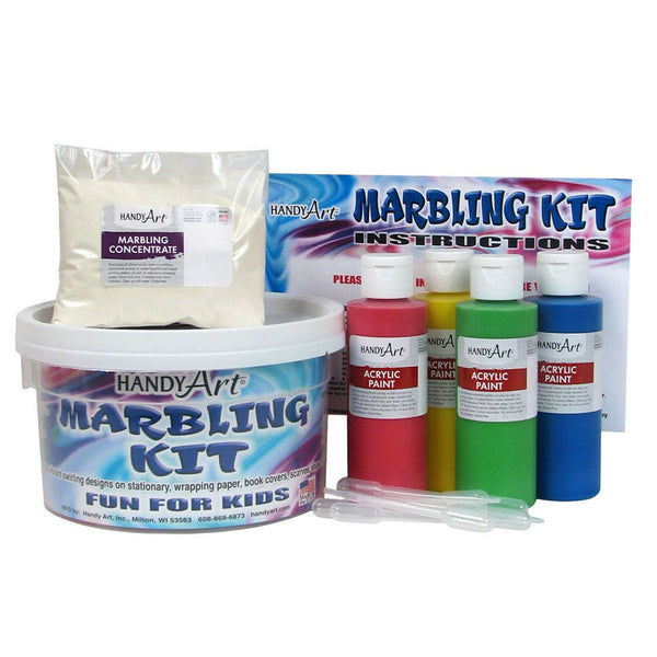 Arts and Crafts-Marbling Kit-Creative Children