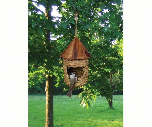 Birdhouse-Roosting Pockets-Twine-Choice-Sizes