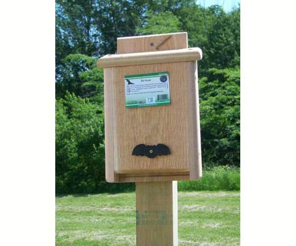 Bat House-Single Compartment-Nature Lover