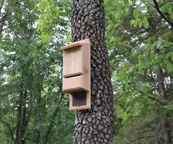 Bat House-Holds approximately 60 Brown Bats-Mini Tower