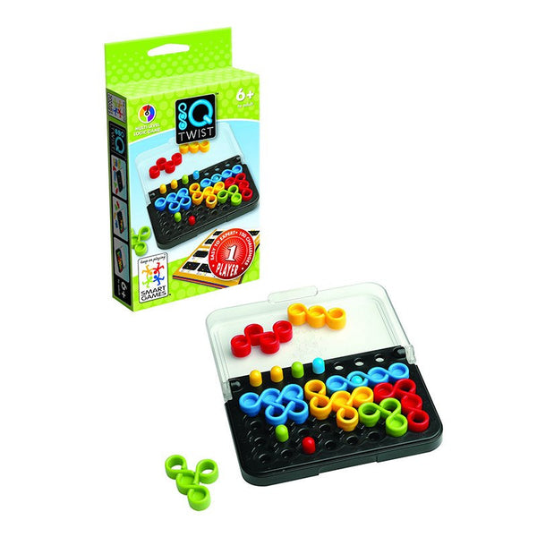 IQ Twist Game Puzzle for Ages 6-14 - Seasonal Expressions