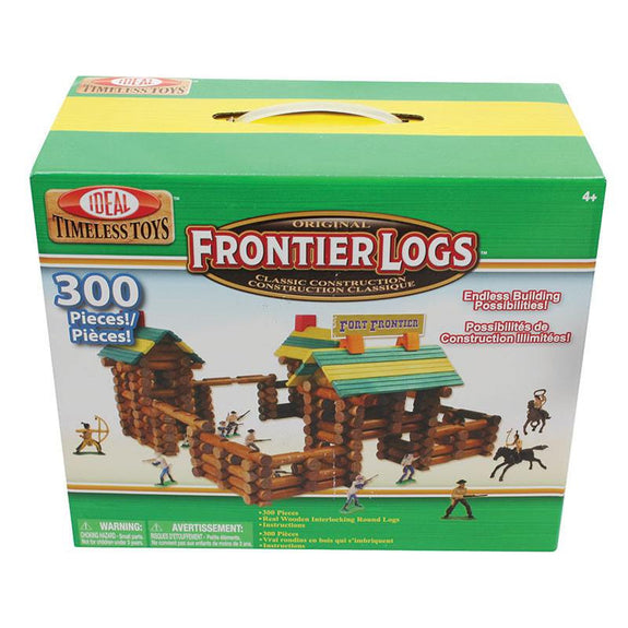 Frontier Logs 300 Piece Set - Seasonal Expressions