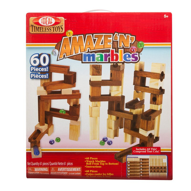 Design and Build-Amaze-N-Marbles-Kids-Adults