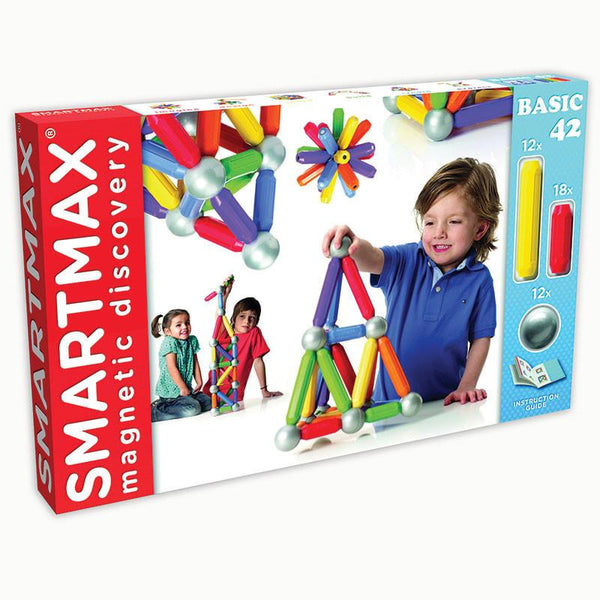 SmartMax 42 Piece Set for the Little Builder - Seasonal Expressions