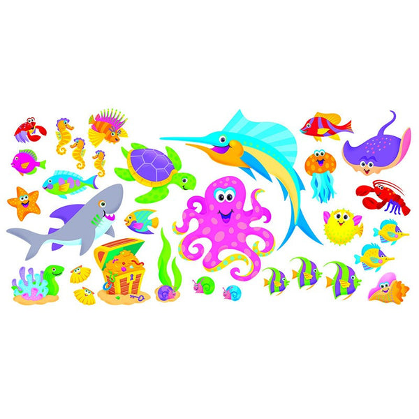 Bulletin Board Set, Under the Sea - Seasonal Expressions