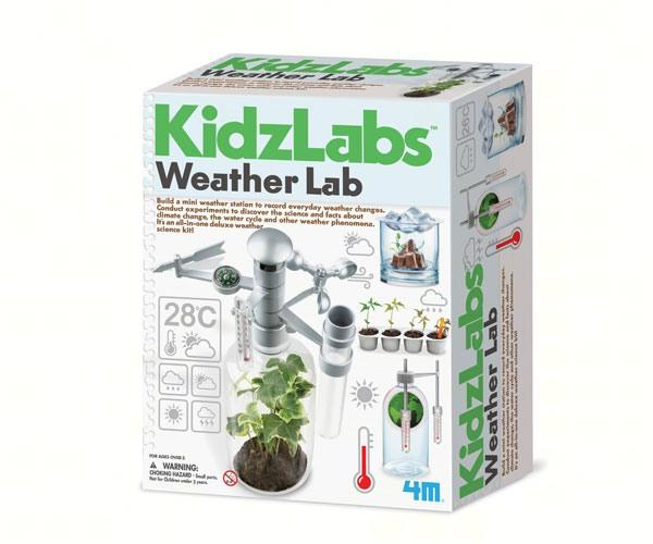 Weather Lab Combo Kit-Family Fun