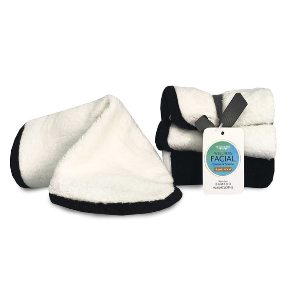 Washcloths-Hypoallergenic-Eco Friendly-Bed Voyage