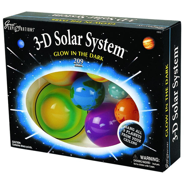3 D Solar System for your Decor - Seasonal Expressions