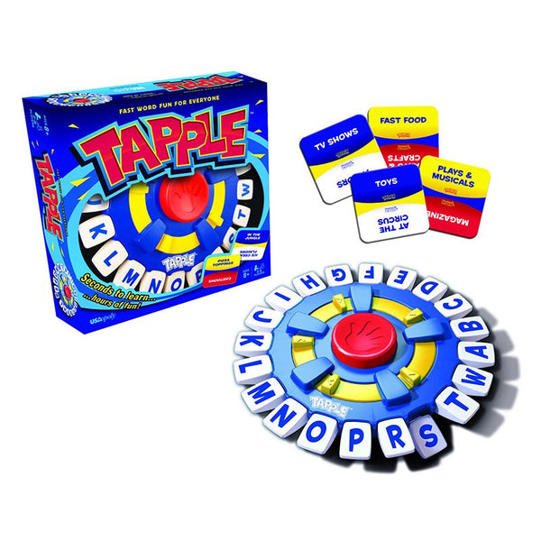 Tapple Fast Word Fun For Ages 8 And Up - Seasonal Expressions