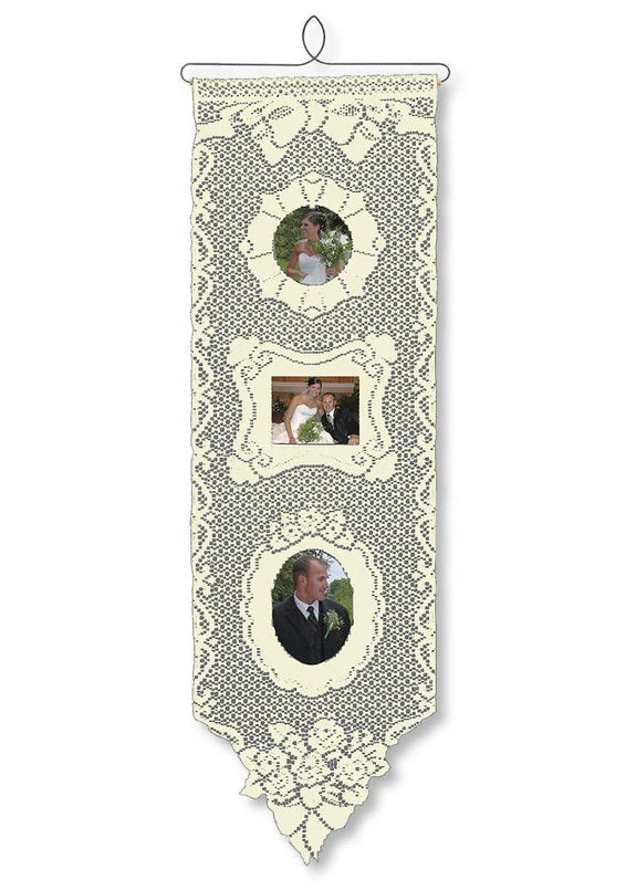 Wall Hanging-Friends-Family-Picture Perfect-Heritage Lace