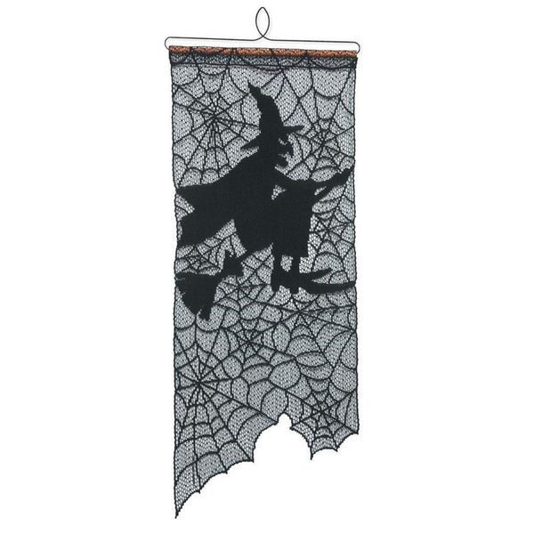 Wall Hanging-Seasonal-Halloween-Heritage Lace-Witch