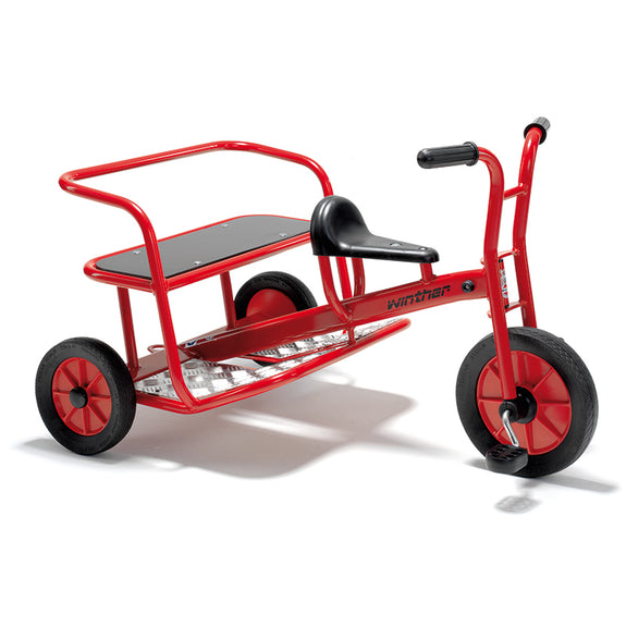 Wheels-Imaginative Play-Twin Taxi-Tricycle
