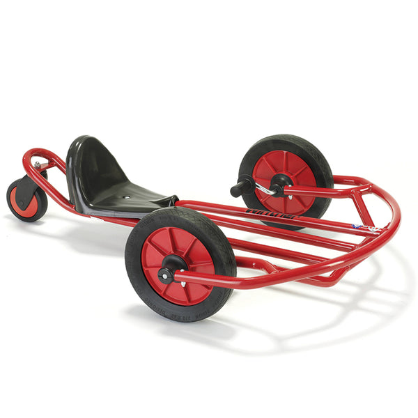Fitness Fun-Active Children-Wheels-Swingcart-Strenghthen Upper Body-Tricycle
