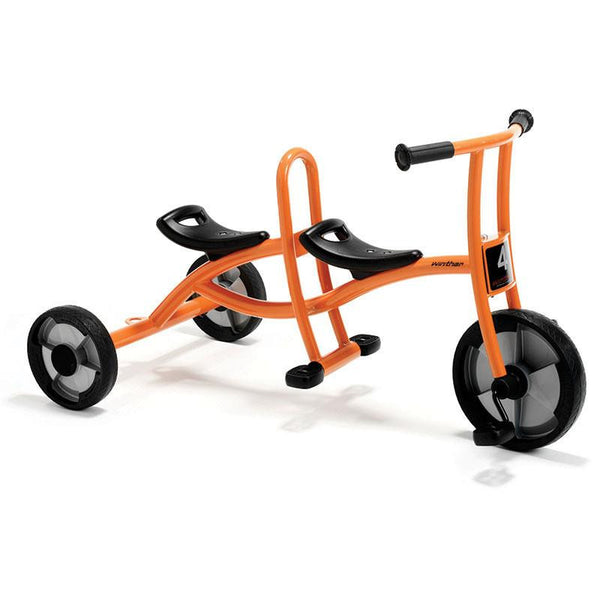 Taxi, a Tricycle Built for Two, for Ages 3-7 - Seasonal Expressions