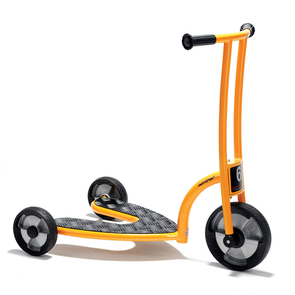 Fitness Fun-Active Children-Wheels-Safety Roller-Maximum Stability-Scooter