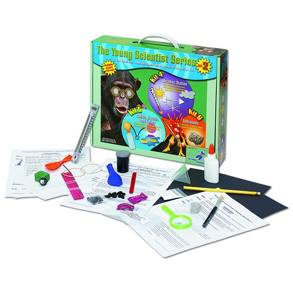 The Young Scientist Club Set 2 for Ages 5-12 - Seasonal Expressions