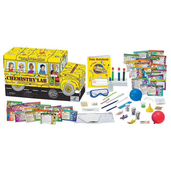 The Magic School Bus Chemistry Lab - Seasonal Expressions