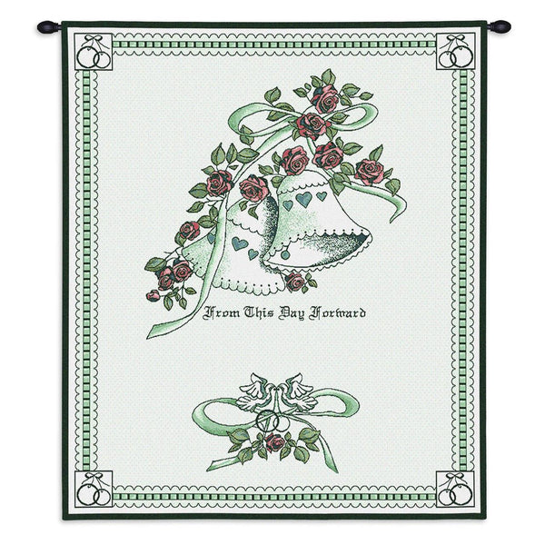 Tapestry-Wall Hanging-33 x 26-Matrimony