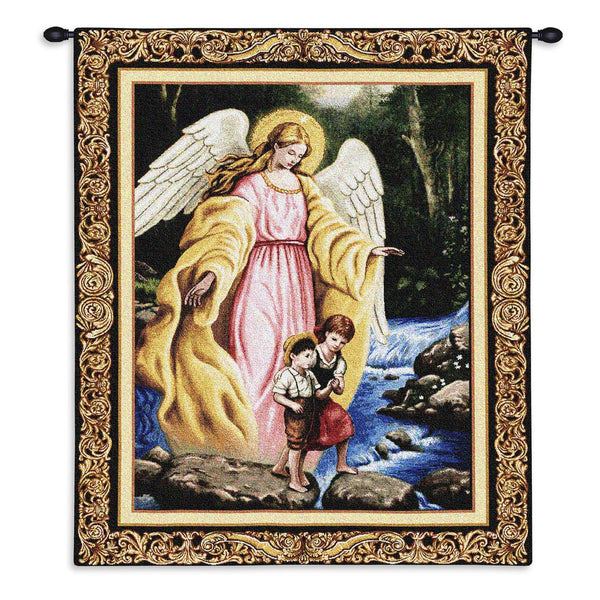 Christian Decor-Choice-Tapestry-Wall Hanging-Throw-Watch Over You