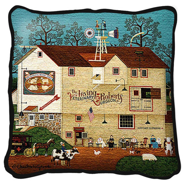Americana-Throw Pillow-Who's Next