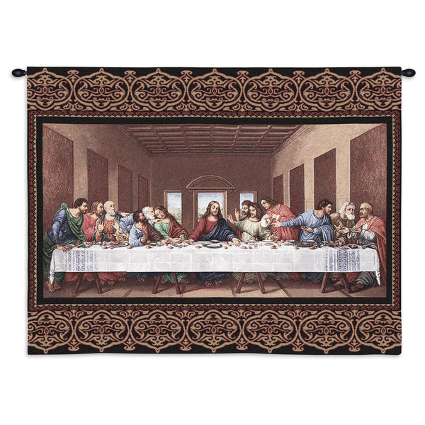 Christian Decor-Choice-Tapestry-Wall Hanging-Throw-The Last Supper
