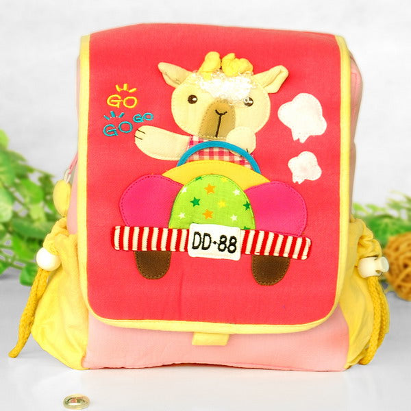 Children's Backpack-School-Outdoor-Daypack-7.1x8.7x2.6-Cute Dolly