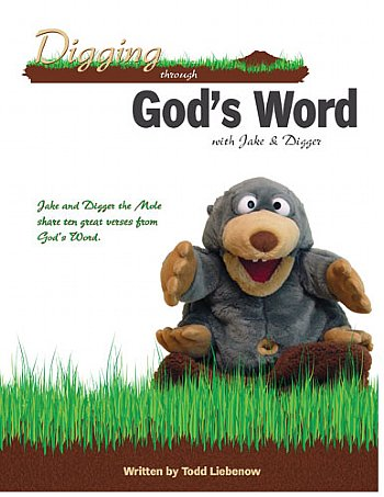 Puppet Ministry-Digging Through God's Word-Script