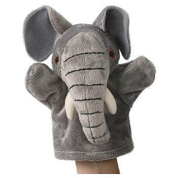 Animal Puppet-My First Puppet-Hand-Lil Elephant-The Kids Room
