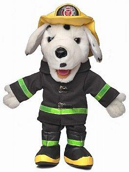 Animal Puppet-Dalmation Fire Dog-14 inch Full Body