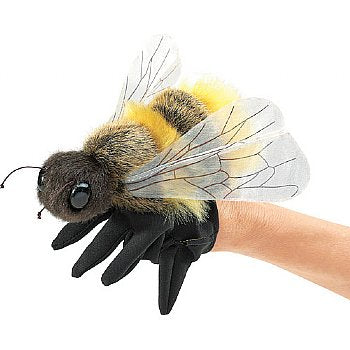 Bug Puppet-Glove-Honey Bee
