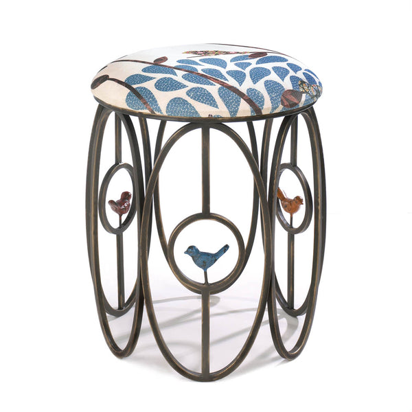 Decorative Stool-Free As a Bird