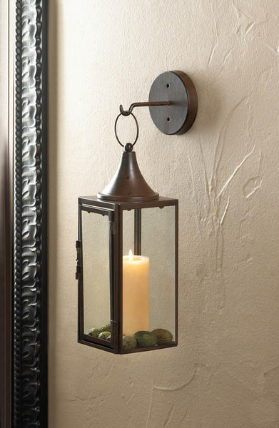 Lantern-Hanging-Gatehouse Candle Lamp-Cozy Home