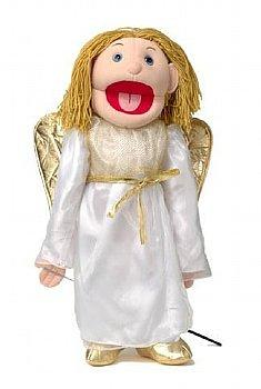 Puppet Ministry-Biblical-28 inch-Full Body-Angel