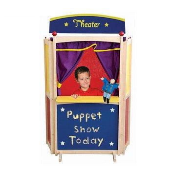 Puppet Stage-Floor Standing-Puppet Theater