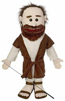 Puppet Ministry-Joseph-25 inch-Full Body Puppet-Rod-Bible Time Collection